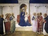 La Vergine Kyriotissa o Maria in trono