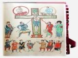 L'iconografia del Crocifisso nel tempo: risonanze teologiche di una proposta didattica. Avagliano. Codice Vaticano Latino 5729.