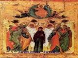 Maria nell'Ascensione