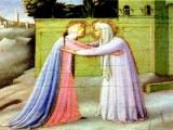 Maria nella Visitazione